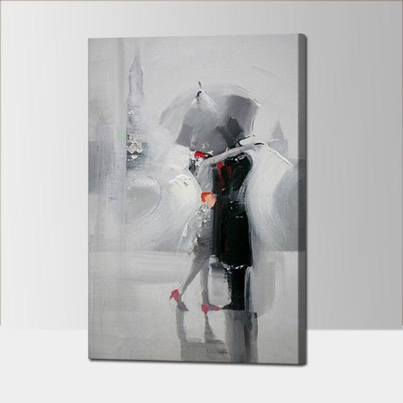 Οι λάτρεις στη βροχή Ρομαντικό - Διακόσμηση σπιτιού - Φωτογραφία 5