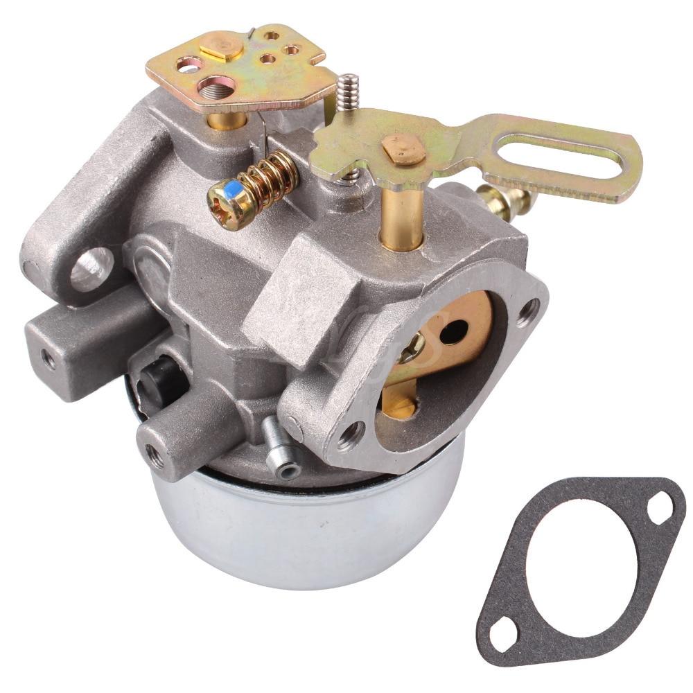 Carburetor Carb For Tecumseh 8 9 10hp HMSK80 HMSK90 Snowblower Generator Engines New