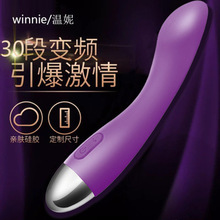 New products for adults single vibration fashion simulation model women's frequency converter insert sex massage stick цены