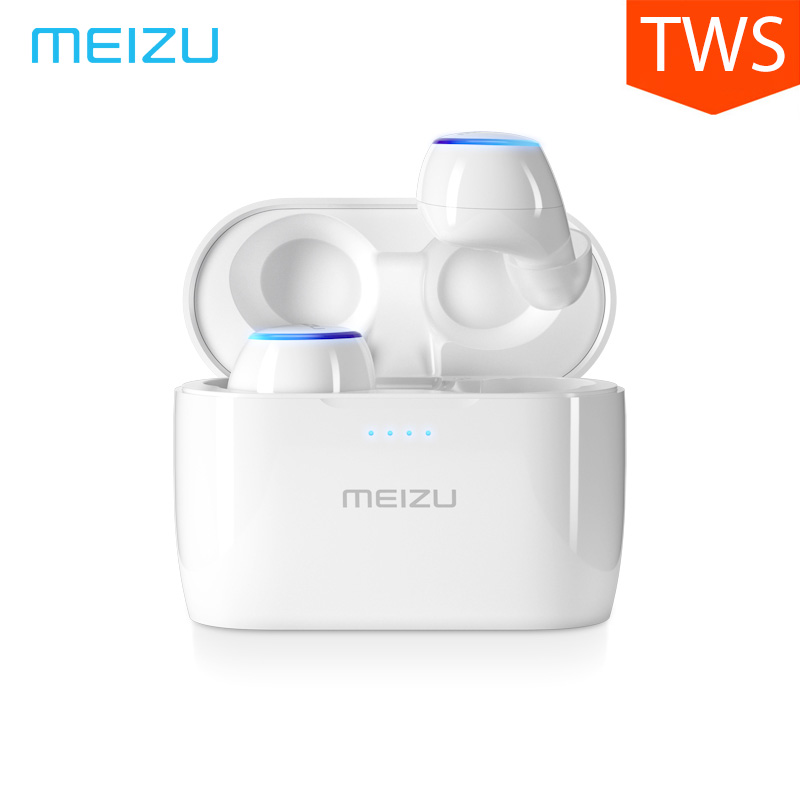 Meizu POP Bluetooth Earphones True Stereo Headset Sports Wireless Earphones Twins Earbuds IPX5 With Mic For Meizu Xiaomi Phone anbes true wireless bluetooth earphones left right stereo channel dual twins headphones headset handsfree microphone for xiaomi
