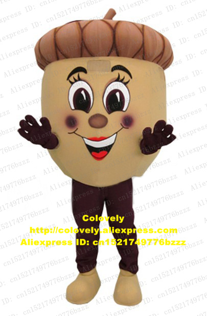 Costumes & Accessories Savoury Yellow Bean Pea Groundnut Earthnut Monkey Nuts Mascot Costume Adult White Gloves Blue Shoes Slender Body Zz1984 Free Sh Less Expensive