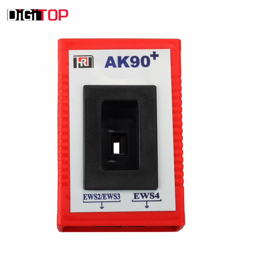 Newest V3.19 AK90 Key Programmer AK90+ For All For BMW EWS From 1995-2005