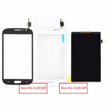 Black White Touch Screen Digitizer + LCD Display For Samsung Galaxy Grand Neo i9060 i9062 GT-i9060 GT-i9062 Parts Replacement