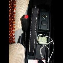 Case Handbrake-Cover for Top Suede Mazda Auto High-Quality 2