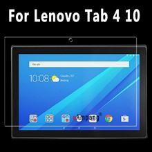 Tempered Glass For Lenovo Tab4 Tab 4 10 10.1 TB-X304L TB-X304F TB-X304N Clear Screen Protective Film Tablet PC Screen Protector