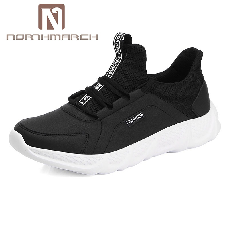 NORTHMARCH Mens Sneakers Casual Lightweight Breathable Shoes Lace-Up Lovers Shoes Tenis Masculino Adulto Zapatillas Hombre недорго, оригинальная цена