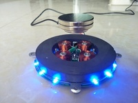 1200 1400g Magnetic Levitation 135 Core Bonsai God Of Wealth Booth DIY