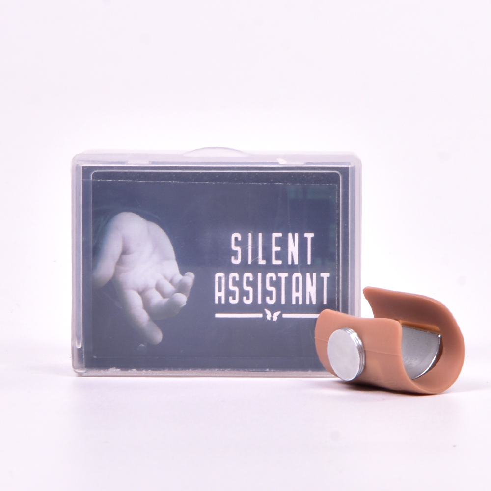 Silent Assistant By SansMinds (Gimmick And Online Instructions) Magic Tricks Close Up Stage Magia Mentalism Gimmick Magic Props