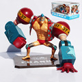 1Pcs 18cm One Piece Franky Figures Two Years Later Action Figure PVC Model Dolls Collection New World
