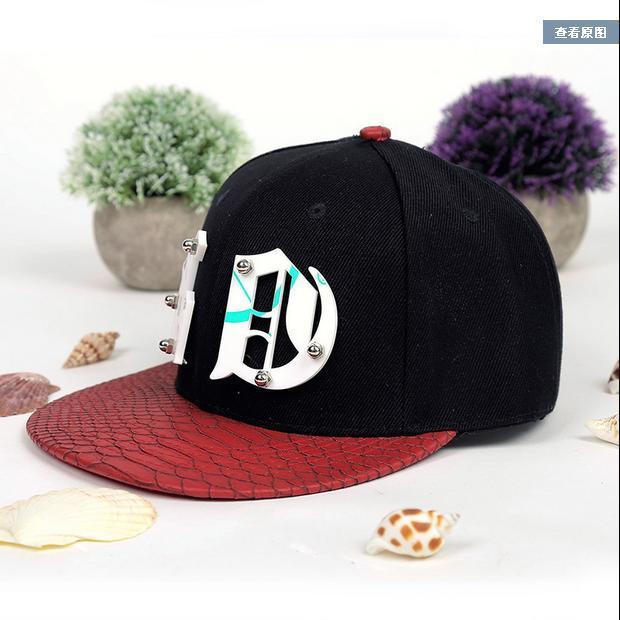 G-Dragão escala hop cap chapéu de Sol boné de beisebol do chapéu de dança de rua