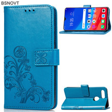 OPPO F9 Case Phone Bag Case For OPPO F9 Pro Flip Case  Leather Wallet Silicone Back Cover For OPPO F9 / OPPO F9 Pro Funda BSNOVT недорго, оригинальная цена