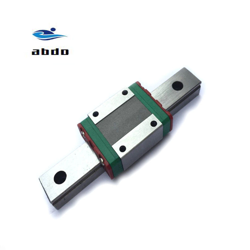 Image 2 - High quality 2PCS MGN12H MGN12C linear bearing sliding block match use with MGN12 linear guide for cnc xyz diy engraving machineLinear Guides   -