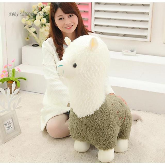 Fabric Sheep Stuffed Animal