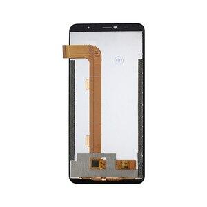 Image 4 - Alesser pour Leagoo M9 Pro écran LCD et écran tactile assemblage pièces de réparation avec outils + adhésif pour Leagoo M9 Pro téléphone + Film