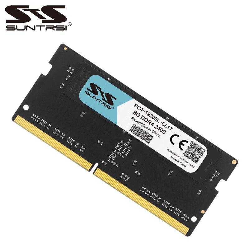 Suntrsi scellé DDR4 8 GB mémoire RAM 2133 MHz 2400 MHz mémoire d'ordinateur portable DDR haute Compatible - 3