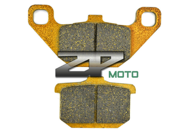 Brake Pads For KAWASAKI VN 1500 A1-A13 Vulcan 1987-1999 ZN 1300 A1-A6 Voyager 1983-1988 Front & Rear OEM New High Quality motorcycle front and rear brake pads for for kawasaki vn 1700 vn1700 vulcan vaquero 2011 2014 black disc pad