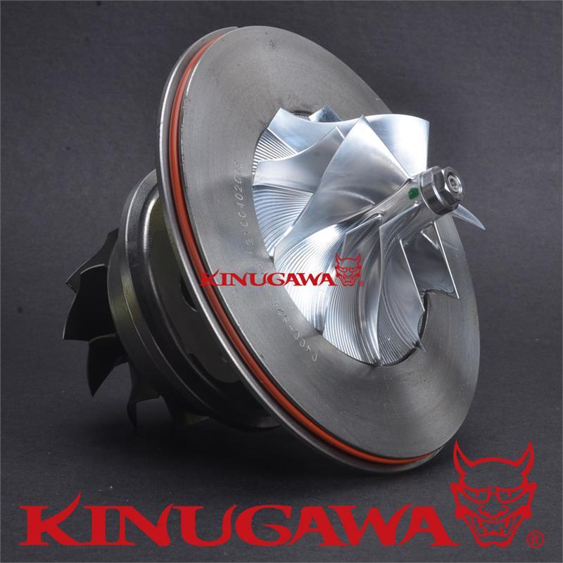 Kinugawa cartouche Turbo cartouche CHRA TD06SL2-25G convient au boîtier de compresseur 4