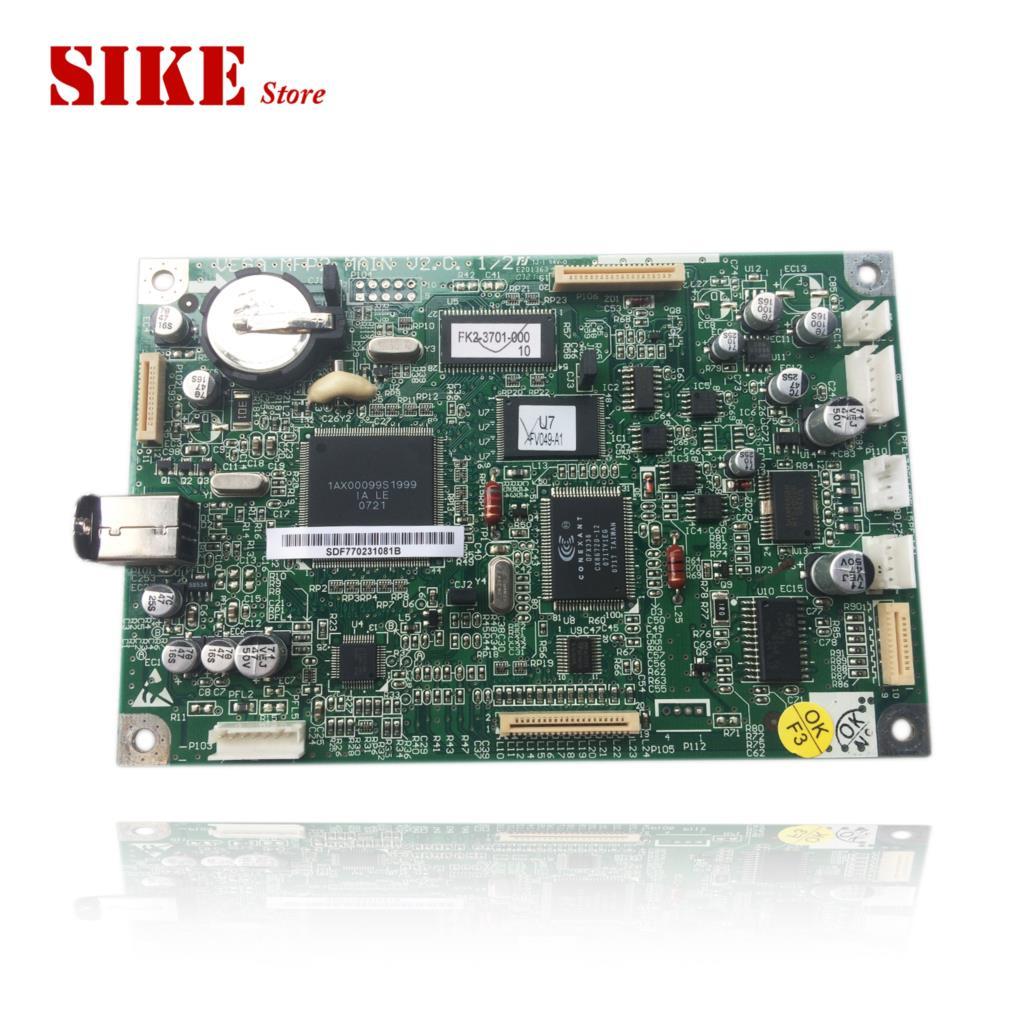 Carte principale de logique de FK2-3701-000 pour Canon MF 4150 4140 MF4150 carte mère de formateur FK2-3701
