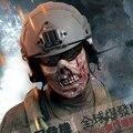 M05 Зомби Dead Труп Призрак Балаклава Тактический Открытый Военный Страшные Маски Пейнтбол Airsoft Защиты Череп Половина Маска