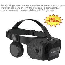 VR BOX BOBOVR Z5 VR Glasses Virtual Reality goggles 3D glasses google Cardboard 2.0 bobo vr headset For 4.0″ – 6.2″ smartphone