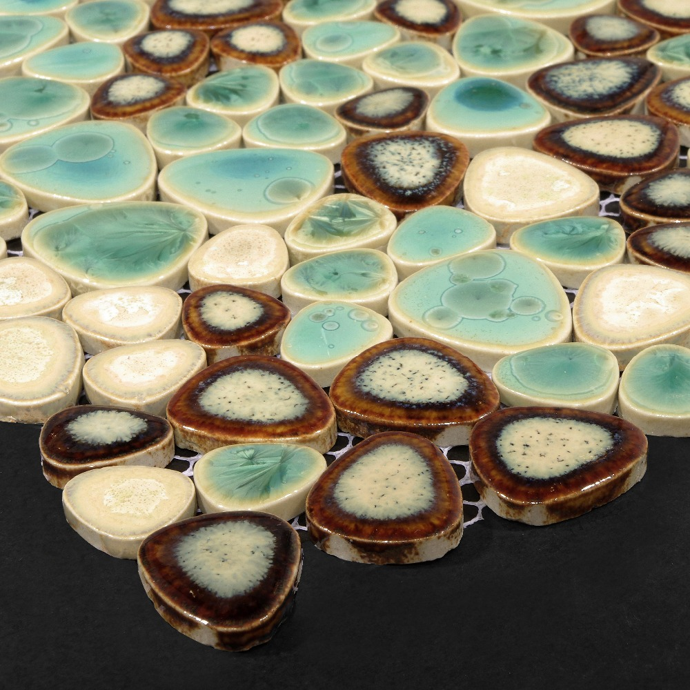 Porcelain Tile Flooring Ceramic Mosaic