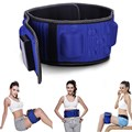 130 x 12 cm Heat Function Vibro Slimming Massage Belt Slimming Machine Electric GUB#
