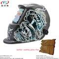 Сварочный шлем Tig Arc с автоматическим затемнением  Мощный регулируемый тент  DIN9-13  электронная сварка  ПП Материал  TRQ-HD12-2200DE