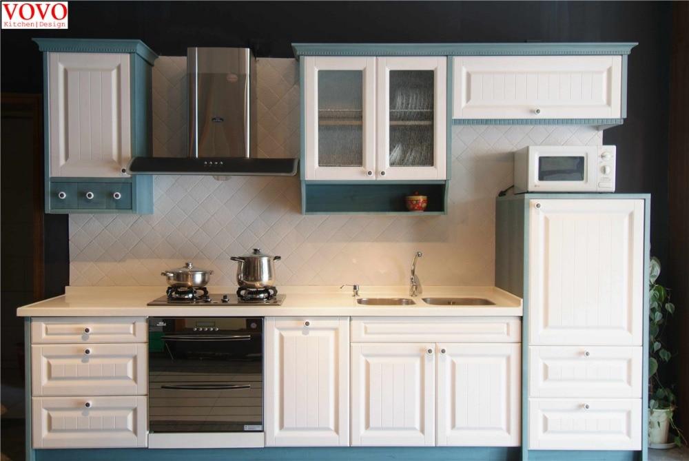 Foshion customized kitchen cabinet price-in Kitchen ...