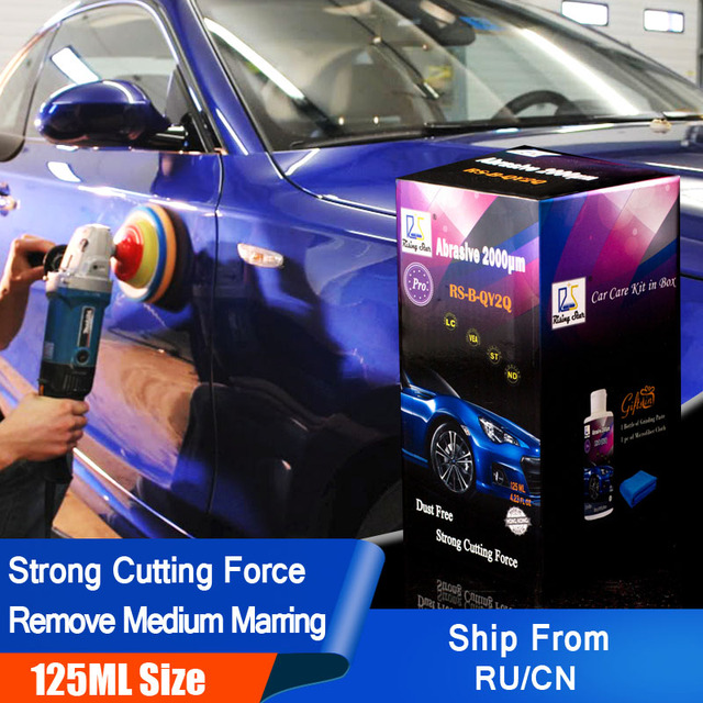 車のワックススタイリングボディ研削物ペースト修復を削除傷ペイントケア車研磨キット車ペースト自動ポーランドクリーニング