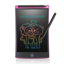 NEWYES 8,5 «цветной ЖК-планшет Цифровой чертеж планшет почерк колодки электронный планшет доска ультра-тонкая доска