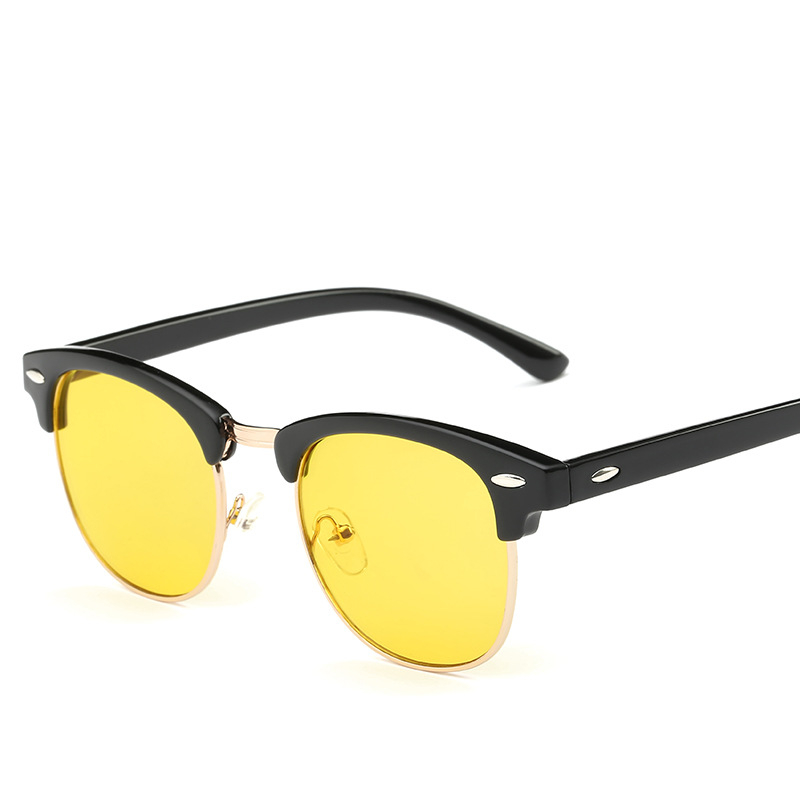 Желтый покрытие линз анти-голубой лучи Компьютер очки для чтения UV400 зрелище Club очки ...