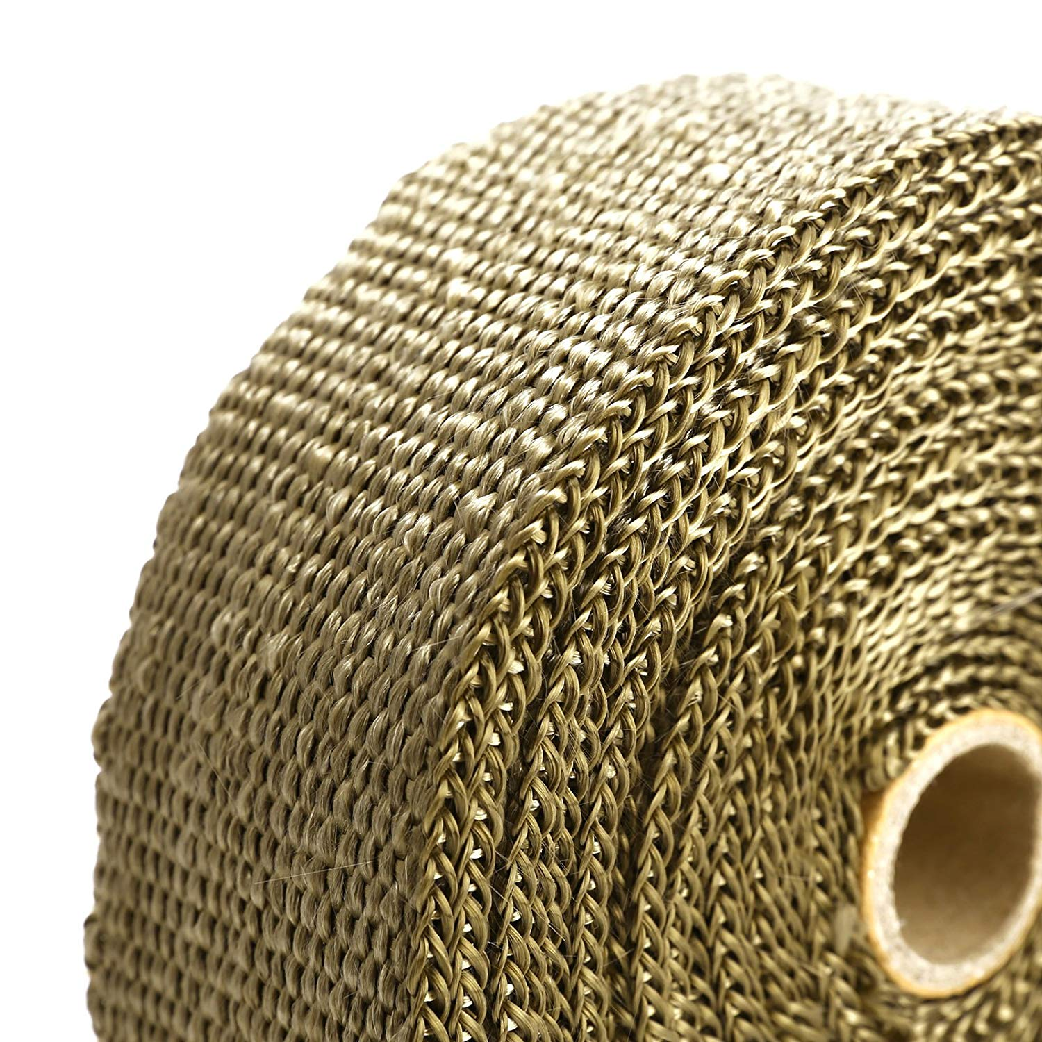 Hot Retail price 10m x 5cm x1.5mm Exhaust Tube Thermal Insulation Collector Tape Motorcycle Auto Fiber Turbo High Heat Wrap TapeHot Retail price 10m x 5cm x1.5mm Exhaust Tube Thermal Insulation Collector Tape Motorcycle Auto Fiber Turbo High Heat Wrap Tape