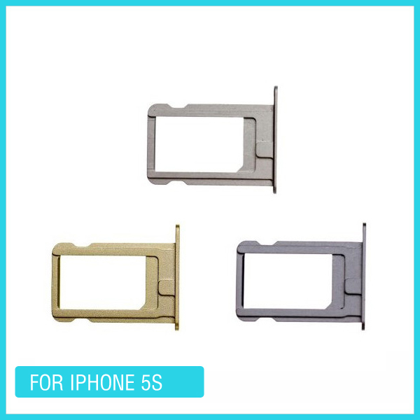 iphone 5s sim card slot original nano sim card tray holder slot for apple iphone 5 2222