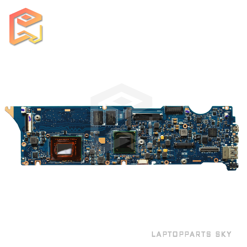 Original new laptop motherboard for ASUS UX31E REV:2.0 with i5-2467M cpu 4GB RAM mainboard fully tested new n56jr laptop motherboard for asus with i7 cpu with high quality