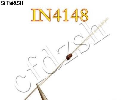 1N4148 IN4148 4148  DO-35 (100)