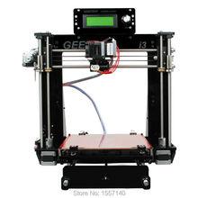 10 PCS 3D Printer DIY KIT Reprap I3 Pro B Print size 200x200x180mm LCD 2004