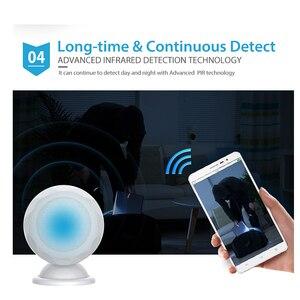 Image 5 - NEO COOLCAM 2 sztuk/partia Z fali Plus czujnik ruchu pir Motion automatyki domowej jest napędzane mechanicznie Z fali System alarmowy czujnik ruchu