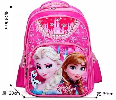 crianças qualidade da moda sacos de estudante