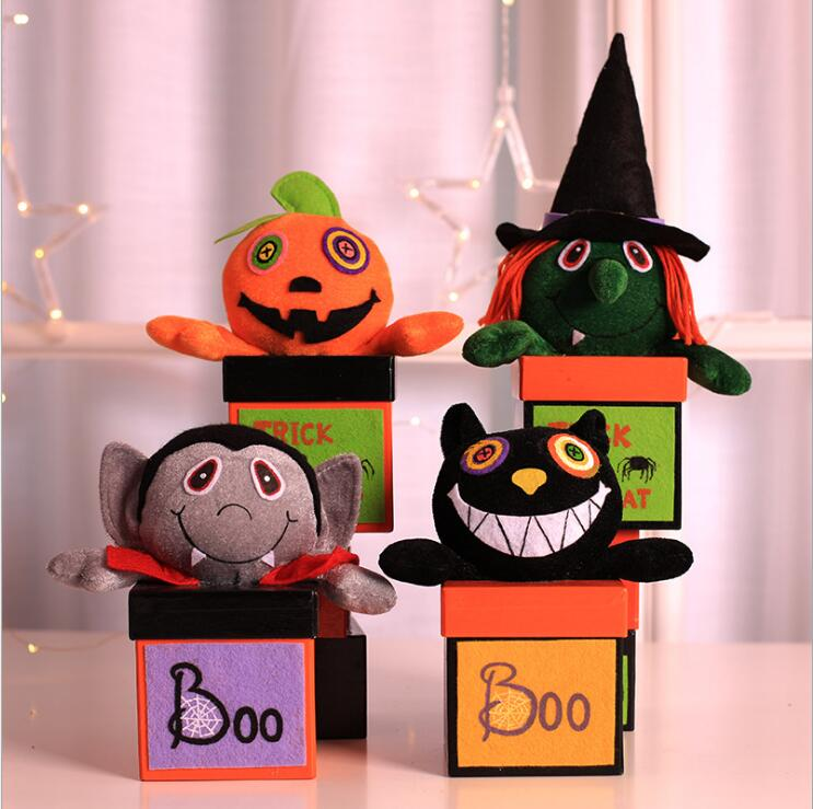 Aliexpress Com Buy Home Utility Gift Birthday Gift Girlfriend Gifts Diy From Reliable Gift Diy: Aliexpress.com : Buy Halloween Creative Doll Candy Box