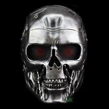 Halloween COS Terminator Helmet Mask