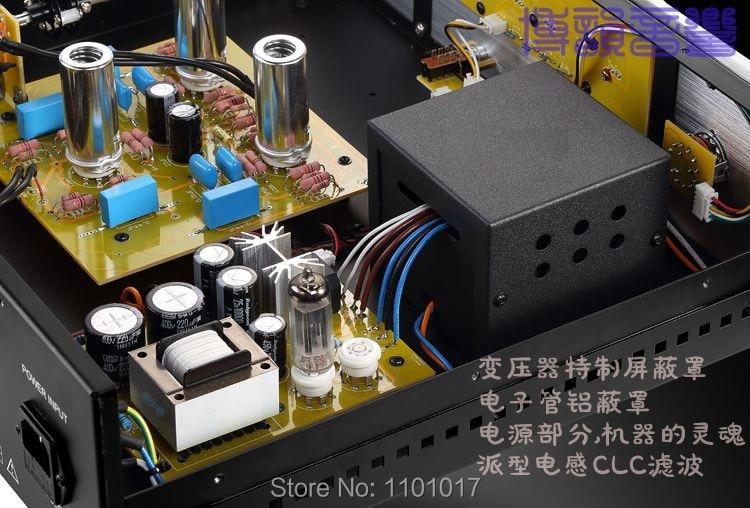 Tube Pre-amplifier Boyuu 6z4