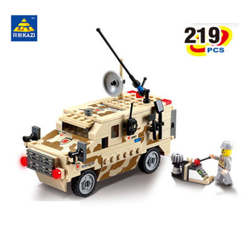 LWKO Military Building Blocks Bricks Figures Army Cars Planes Helicopter Weapon Compatible With Legoe Kids Toys For Child Gift