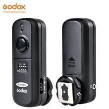 Godox disparador y receptor de Flash para estudio, FC 16, 2,4 GHz, 16 canales, inalámbrico, para Nikon D5100 D90 D7000 D7100 D5200