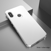 Metal Case For Xiaomi Redmi Note 5 Note5 Pro Aluminum Bumper Shockproof Hard PC Cover Case Hybrid For Xiaomi Redmi Note 5 Cases