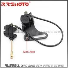 Hydraulic Disc Brake Caliper System for 90cc 110cc 125cc 150cc Pit Pro Dirt BIke