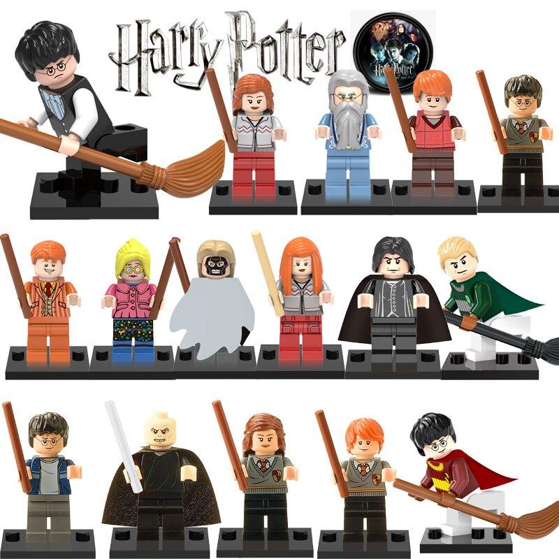 Harry Potter Hermione Jean Granger Ron Weasley Lord Voldemort fakten Bausteine kinderspielzeug