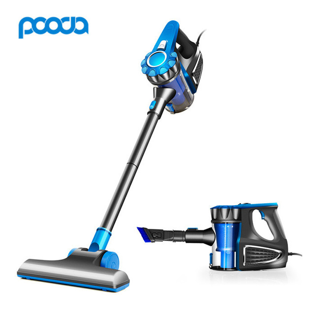 Pooda D9 Household Vacuum Cleaner Handheld Floor Cleaning Machine Portable Dust Collector Home Aspirator