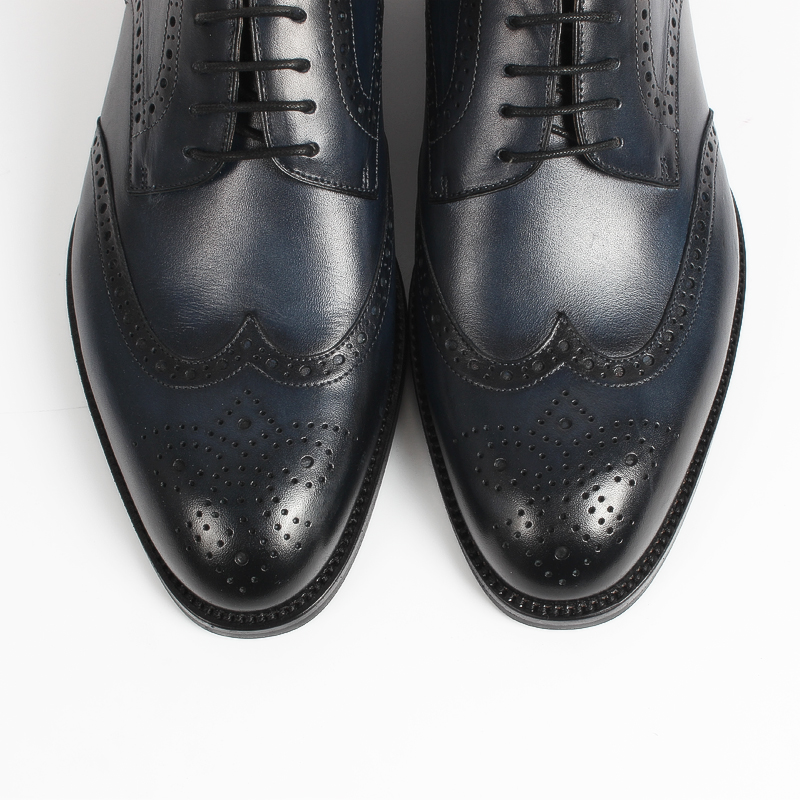 Vikeduo Handgemachte Retro Designer Mode Luxus Tanz Hochzeit Partei Brogue Marke Männlichen Schuh Aus Echtem Leder Männer Derby Kleid Schuhe-in Formelle Schuhe aus Schuhe bei  Gruppe 2
