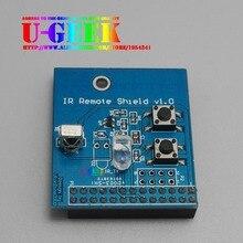 Малина Pi ИК-приемника и передатчика Плата расширения | Пульт дистанционного Управления | для Raspberry Pi 3 Модель B, 2B, 3B, b +, b, +, 2 B
