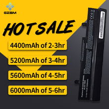 5200MAH Laptop Battery For Asus Eee PC 1001HA 1005 1005H 1005HA AL31-1005 AL32-1005 ML32-1005 PL32-1005 laptop battery for ASUS